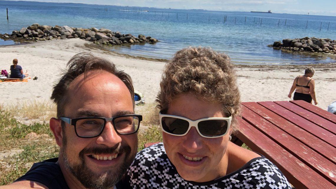 Das erste Mal Dänemark – Svendborg Sund Camping